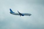 FRTさんが、プルコヴォ空港で撮影したポベーダ 737-8LJの航空フォト(飛行機 写真・画像)