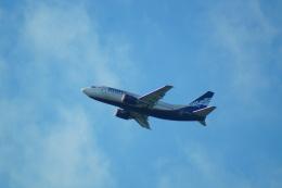 FRTさんが、プルコヴォ空港で撮影したスマートアヴィア 737-5Y0の航空フォト(飛行機 写真・画像)