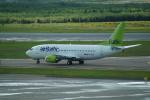 FRTさんが、ヘルシンキ空港で撮影したエア・バルティック 737-31Sの航空フォト(飛行機 写真・画像)