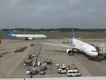SKYLINEさんが、成田国際空港で撮影したガルーダ・インドネシア航空 A330-341の航空フォト(飛行機 写真・画像)