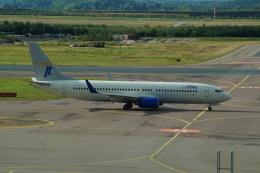 FRTさんが、ヘルシンキ空港で撮影したジェット・タイム 737-82Rの航空フォト(飛行機 写真・画像)