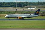 FRTさんが、ヘルシンキ空港で撮影したアイスランド航空 757-208の航空フォト(飛行機 写真・画像)