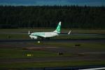 FRTさんが、ヘルシンキ空港で撮影したトランサヴィア 737-8K2の航空フォト(飛行機 写真・画像)