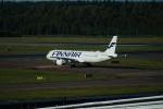 FRTさんが、ヘルシンキ空港で撮影したフィンエアー A321-211の航空フォト(飛行機 写真・画像)