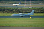 FRTさんが、ヘルシンキ空港で撮影したエア・ノーストラム ATR-72-500 (ATR-72-212A)の航空フォト(飛行機 写真・画像)