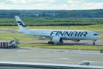 FRTさんが、ヘルシンキ空港で撮影したフィンエアー A350-941XWBの航空フォト(飛行機 写真・画像)
