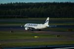 FRTさんが、ヘルシンキ空港で撮影したフィンエアー A320-214の航空フォト(飛行機 写真・画像)