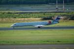 FRTさんが、ヘルシンキ空港で撮影したシティジェット CL-600-2D24 Regional Jet CRJ-900LRの航空フォト(飛行機 写真・画像)