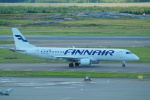 FRTさんが、ヘルシンキ空港で撮影したフィンエアー ERJ-190-100 LR (ERJ-190LR)の航空フォト(飛行機 写真・画像)