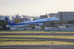myoumyoさんが、伊丹空港で撮影した全日空 777-281/ERの航空フォト(写真)