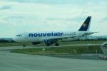 FRTさんが、パリ シャルル・ド・ゴール国際空港で撮影したヌーべルエア・チュニジア A320-214の航空フォト(飛行機 写真・画像)