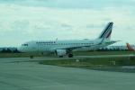 FRTさんが、パリ シャルル・ド・ゴール国際空港で撮影したエールフランス航空 A320-214の航空フォト(飛行機 写真・画像)