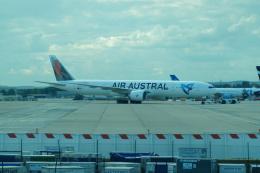 FRTさんが、パリ シャルル・ド・ゴール国際空港で撮影したエール・オーストラル 777-39M/ERの航空フォト(飛行機 写真・画像)