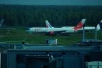 FRTさんが、ドモジェドヴォ空港で撮影したVIMエアラインズ 757-230の航空フォト(飛行機 写真・画像)