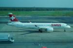 FRTさんが、ドモジェドヴォ空港で撮影したスイスインターナショナルエアラインズ BD-500-1A11 CSeries CS300の航空フォト(飛行機 写真・画像)