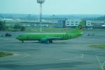 FRTさんが、ドモジェドヴォ空港で撮影したS7航空 737-8GJの航空フォト(飛行機 写真・画像)