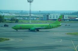 航空フォト:VQ-BVM S7航空 737-800