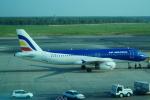 FRTさんが、ドモジェドヴォ空港で撮影したエア・モルドバ A320-233の航空フォト(飛行機 写真・画像)