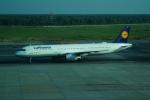 FRTさんが、ドモジェドヴォ空港で撮影したルフトハンザドイツ航空 A321-131の航空フォト(飛行機 写真・画像)