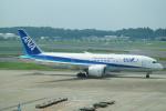 FRTさんが、成田国際空港で撮影した全日空 787-8 Dreamlinerの航空フォト(写真)