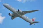 ちゃぽんさんが、成田国際空港で撮影した日本航空 787-9の航空フォト(写真)