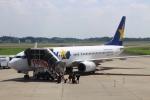Rsaさんが、茨城空港で撮影したスカイマーク 737-8Q8の航空フォト(写真)
