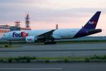 代打の切札さんが、関西国際空港で撮影したフェデックス・エクスプレス 777-FS2の航空フォト(写真)