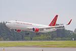 ちゃぽんさんが、横田基地で撮影したオムニエアインターナショナル 767-323/ERの航空フォト(写真)