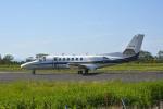 Gambardierさんが、岡南飛行場で撮影した岡山航空 560 Citation Ultraの航空フォト(写真)