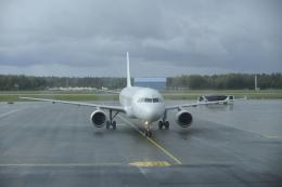 ユターさんが、リガ国際空港で撮影したスマートリンクス・マルタ A320-214の航空フォト(飛行機 写真・画像)