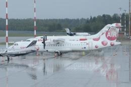ユターさんが、リガ国際空港で撮影したスプリントエア ATR-72-202の航空フォト(飛行機 写真・画像)