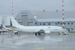 ユターさんが、リガ国際空港で撮影したASLエアラインズ・ベルギー 737-476(SF)の航空フォト(飛行機 写真・画像)