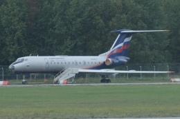 ユターさんが、リガ国際空港で撮影したアエロフロート・ロシア航空 Tu-134Aの航空フォト(飛行機 写真・画像)