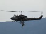 tetuさんが、札幌飛行場で撮影した陸上自衛隊 UH-1Jの航空フォト(写真)