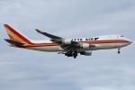 たみぃさんが、成田国際空港で撮影したカリッタ エア 747-4B5F/SCDの航空フォト(写真)