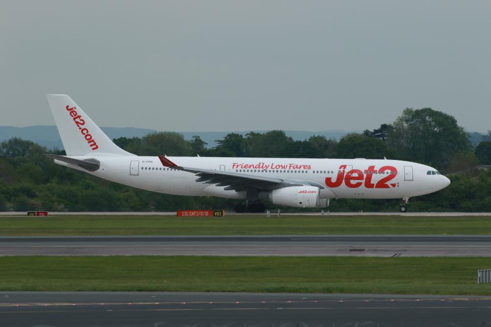 採れたてほしいもさんのジェット・ツー Airbus A330-200 (G-VYGL) 航空フォト