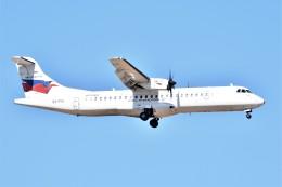k-spotterさんが、エレフテリオス・ヴェニゼロス国際空港で撮影したスカイ・エクスプレス ATR 72-500 (72-212A)の航空フォト(飛行機 写真・画像)