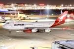 Eckkyさんが、羽田空港で撮影したカンタス航空 747-438の航空フォト(飛行機 写真・画像)