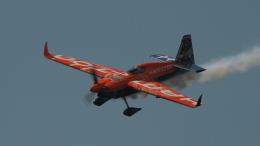 SVMさんが、幕張海浜公園で撮影したサザン・エアクラフト・コンサルタント Edge 540 V3の航空フォト(飛行機 写真・画像)