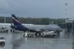 ユターさんが、リガ国際空港で撮影したアエロフロート・ロシア航空 100-95Bの航空フォト(写真)