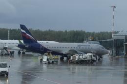 ユターさんが、リガ国際空港で撮影したアエロフロート・ロシア航空 100-95Bの航空フォト(飛行機 写真・画像)