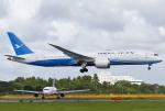 あしゅーさんが、成田国際空港で撮影した厦門航空 787-9の航空フォト(飛行機 写真・画像)