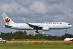 あしゅーさんが、成田国際空港で撮影したエア・カナダ 767-375/ERの航空フォト(飛行機 写真・画像)