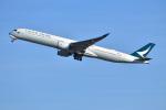 @たかひろさんが、関西国際空港で撮影したキャセイパシフィック航空 A350-1041の航空フォト(写真)