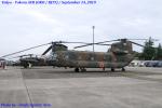 Chofu Spotter Ariaさんが、横田基地で撮影した陸上自衛隊 CH-47Jの航空フォト(写真)