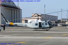 Chofu Spotter Ariaさんが、横田基地で撮影したアメリカ空軍 UH-1Nの航空フォト(飛行機 写真・画像)