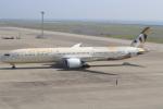 キイロイトリさんが、中部国際空港で撮影したエティハド航空 787-10の航空フォト(写真)