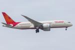 mameshibaさんが、成田国際空港で撮影したエア・インディア 787-8 Dreamlinerの航空フォト(写真)