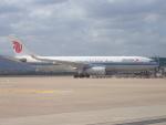 JA8037さんが、杭州蕭山国際空港で撮影した中国国際航空 A330-243の航空フォト(写真)