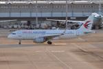 @たかひろさんが、関西国際空港で撮影した中国東方航空 A320-251Nの航空フォト(写真)
